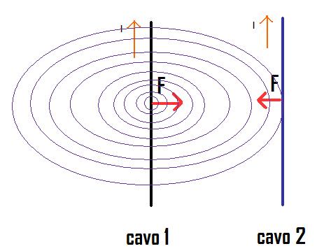 05-campo-magnetico-due-conduttori-paralleli